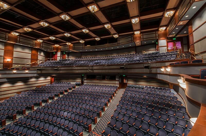 Interior Image of The Lesher Center For The Arts, Downtown Walnut Creek