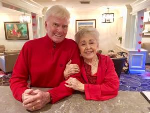 The Heritage Downtown Residents Valentines Day Couple