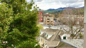 Walnut Creek view of The Heritage Downtown